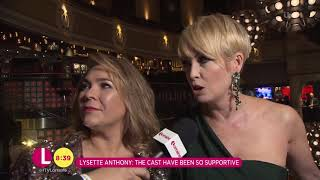 Lysette Anthony on Speaking Out Against Harvey Weinstein | Lorraine