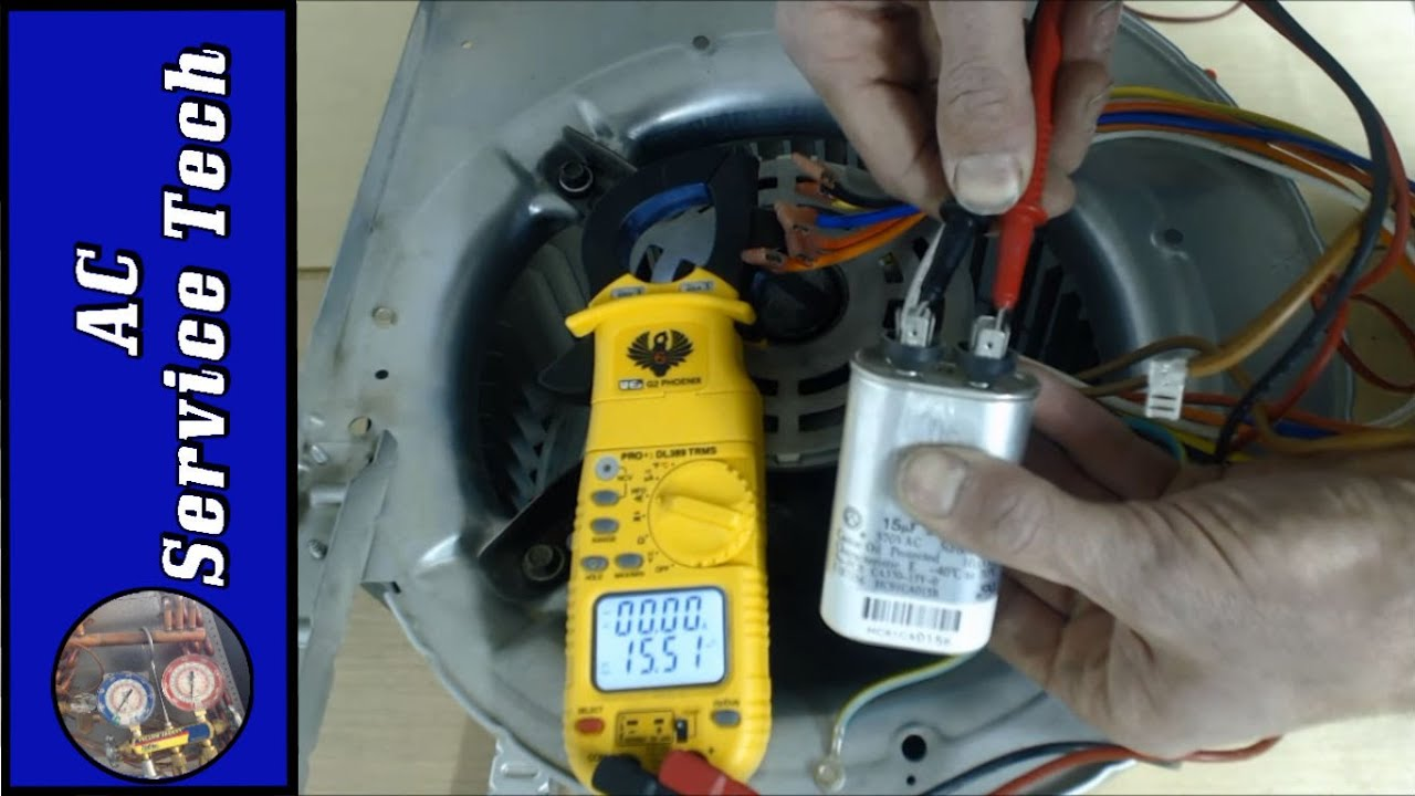 step by step procedure for troubleshooting a blower motor from a furnace and ac system  [ 1280 x 720 Pixel ]