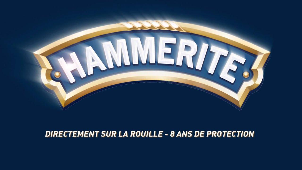 Bienvenue chez Hammerite