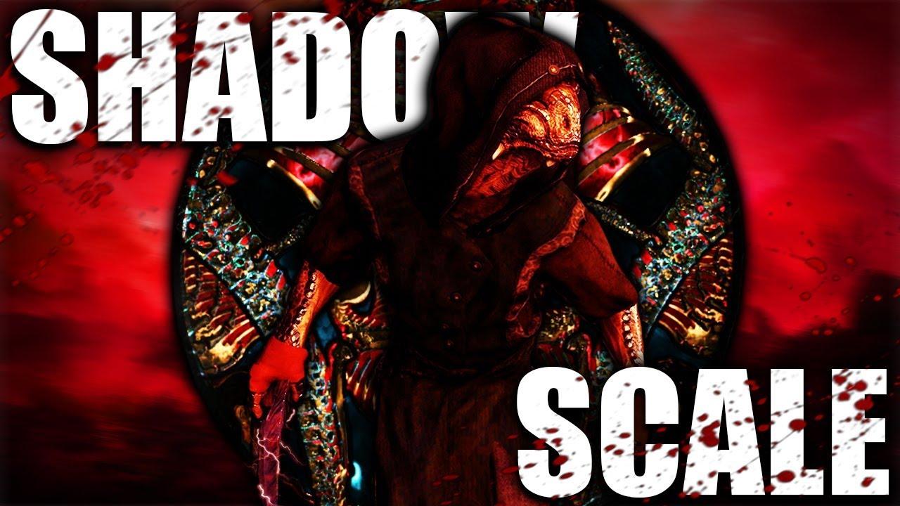 SKYRIM BUILDS: The Shadowscale - Dark Brotherhood Legacy Build thumbnail