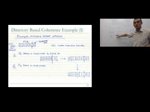Module 2.4 - Cache Coherence - 740: Computer Architecture 2013 - Carnegie Mellon - Onur Mutlu