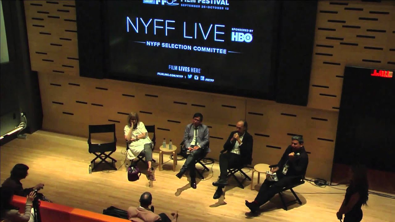 NYFF52 Live: Meet the Selection Committee
