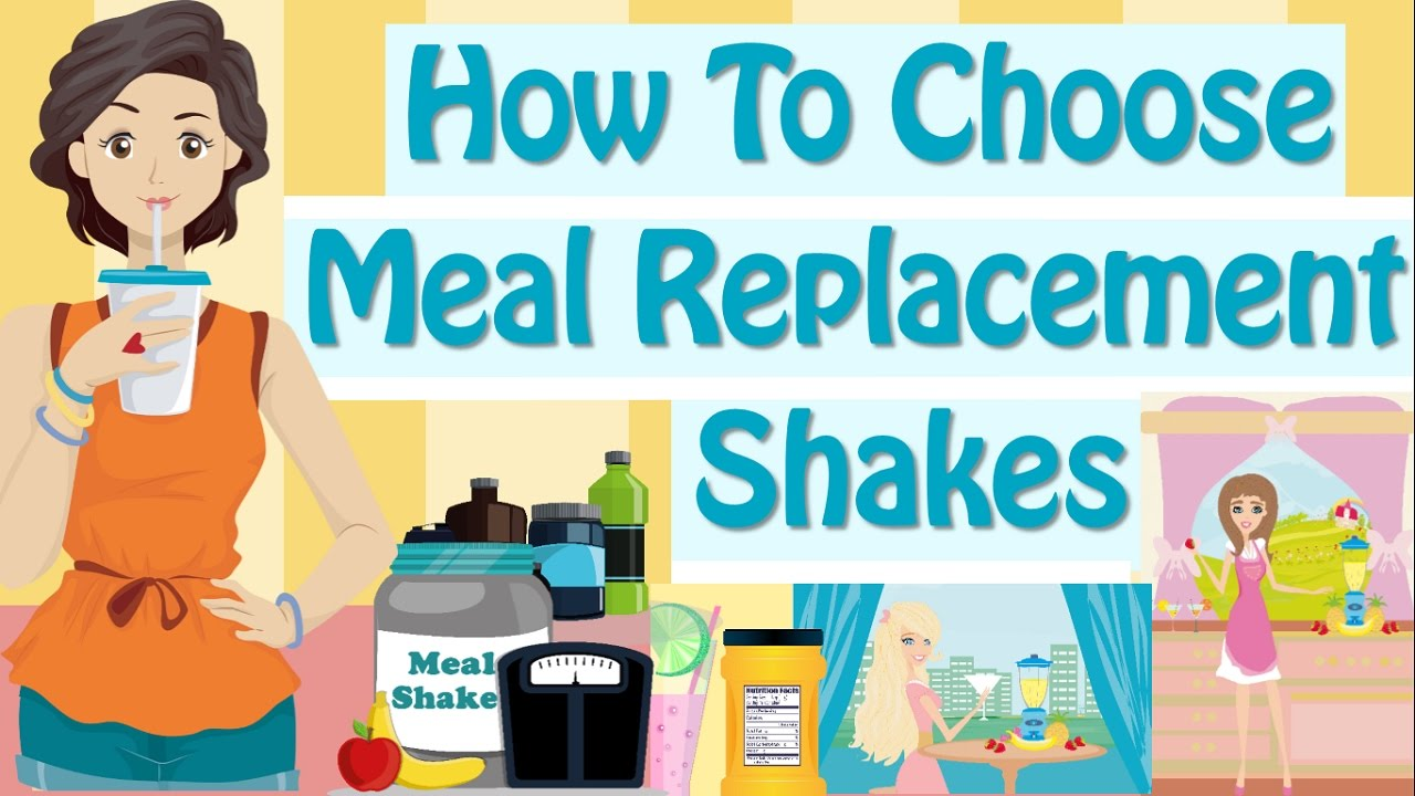 Meal Replacement Shakes For Quick Weight Loss Best Weight Loss Shakes