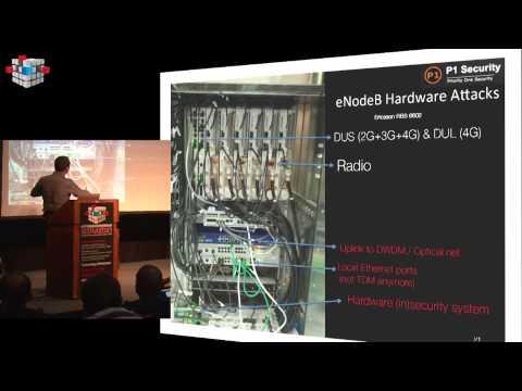 #HITB2013AMS D1T2  Philippe Langlois - LTE Pwnage - Hacking Core Network Elements