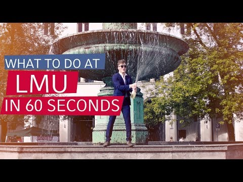 Tim's LMU – in 60 seconds