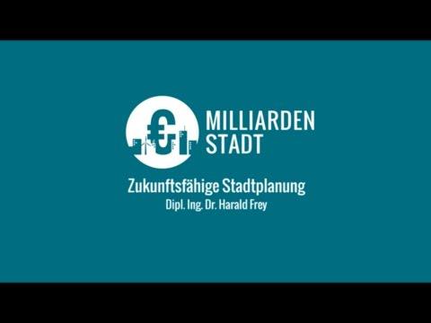 "Inputvortrag ""Zukunftsfähige Stadtplanung"", Dipl.-Ing. Dr. Harald Frey"