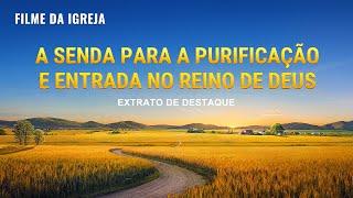 """Filme evangélico """"Cântico da vitória"""" Trecho 6 – O caminho que leva à purificação e à salvação"""