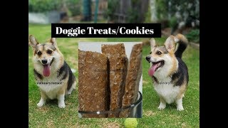 Doggie treats / Cookies
