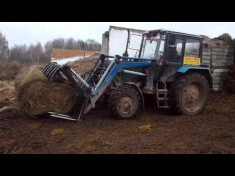 фото тракторов (МТЗ-82.1)