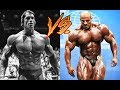 Golden Era VS Modern Bodybuilding