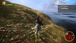 Dragon Age™: Inquisition castillo fuera del mapa tierras interiores parte 2