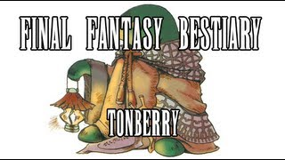 Cover images Final Fantasy Bestiary: Tonberry