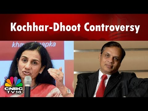 Kochhar-Dhoot Controversy: ICICI Bank Stock Plunges After Rs 3250 Cr Loan Row | CNBC TV18