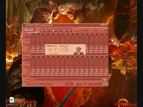 GXSCC 8 bit remix tutorial