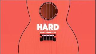 [FREE] Ukulele Type Beat 2021 Hard (Sad Trap / Emo Rap Instrumental)