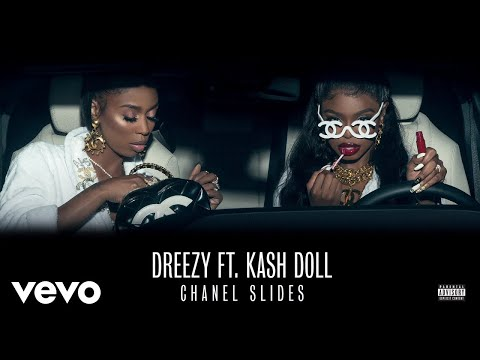 Dreezy – Chanel Slides