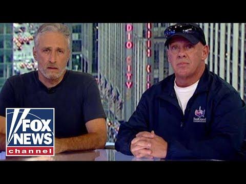 Jon Stewart rips Rand Paul's 'virtue signaling' in blocking 9/11 victim fund