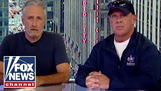 Jon Stewart rips Rand Paul's 'virtue signaling' in blocking 9/11 victim fund