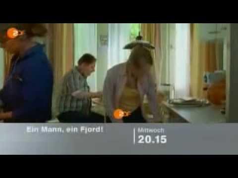 Ein Mann, ein Fjord! YouTube Hörbuch Trailer auf Deutsch