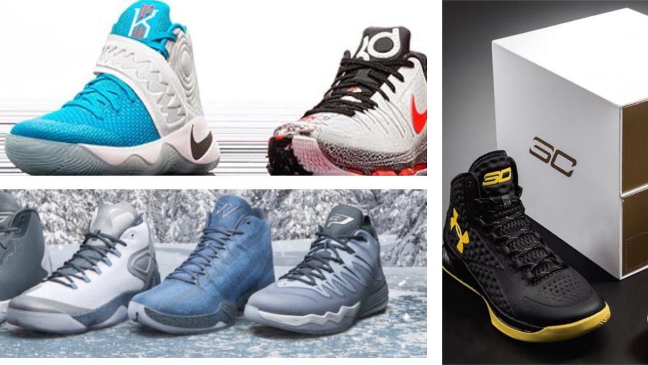 jordan and nike basketball christmas kicks release info on the heat check with jacques slade