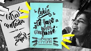 TE FAÇO UM CAFUNÉ | Mariana Aydar (Vídeo Lyric)