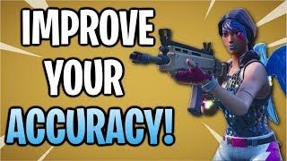 Fortnite: Aim Practice Course! | Find The Perfect Sensitivity (Season 7)