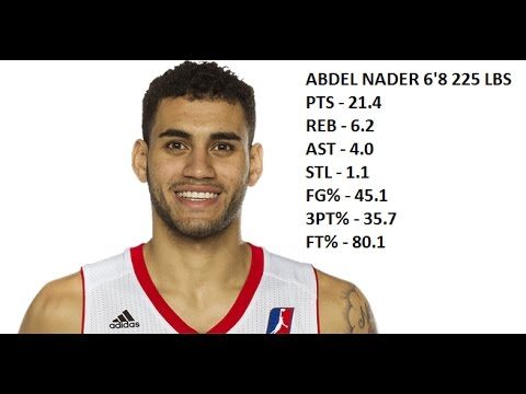 ABDEL NADER - IS HE READY