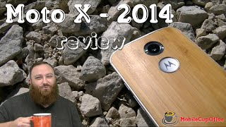 Moto X 2nd Generation (2014) - Bearded Review Thumbnail