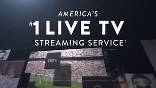 The live TV you love only better