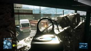 BF3 G3A3 AIMBOT GAMEPLAY