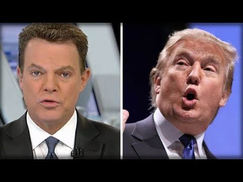 IN MIDDLE OF NFL CONTROVERSY, FOX NEWS HOST SHEP SMITH SENDS DIRECT MESSAGE TO TRUMP