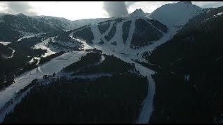 MUNTANYES DE NEU: Estació d'Espot Esquí de Lleida