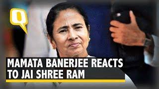 Mamata Banerjee Erupts Once Again On Chants Of Jai Shree Ram The Quint