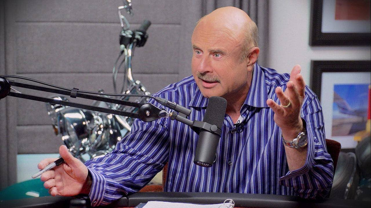 Watch A Sneak Peek Of 'Phil In The Blanks,' Dr. Phil's New Podcast image