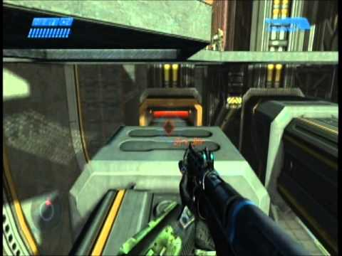 Halo Combat Evolved Anniversary - Mission 10 The Maw