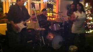 Vinnie Johnson Band 12.16.11