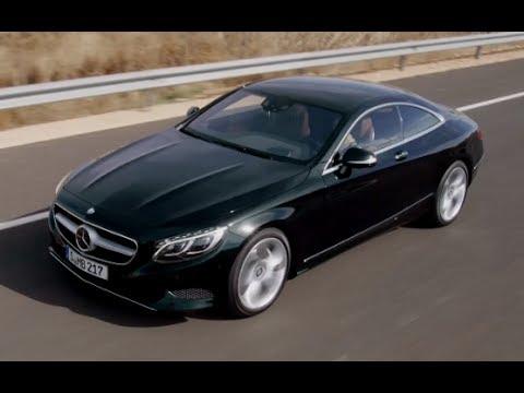 Mercedes S500 Coupé Driving Engine Sound 2017 S Cl New Cl500 Commercial Hd Carjam Tv You