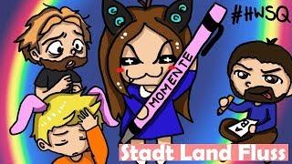 STADT LAND AUSFLUSS 💀 HWSQ #014 (ReUP) ★ STADT LAND FLUSS