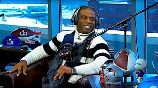 NFL Network's Deion Sanders on The Dan Patrick Show | Full Interview | 2/1/18