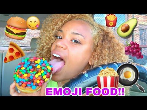 eating-emoji-food-challenge-for-24-hours-**impossible**