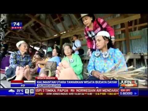Mengenal Budaya Suku Dayak di Desa Setulang, Kalimantan Utara