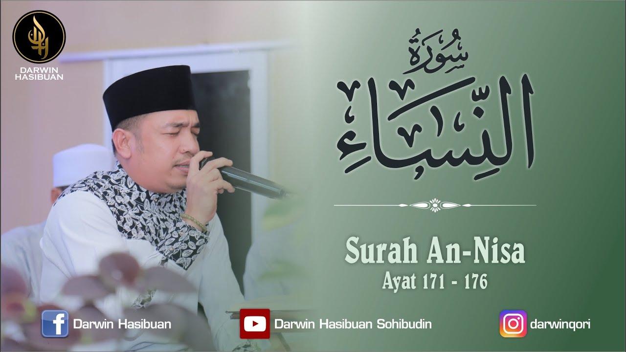TILAWAH ALQURAN JUZ 6 SURAH AN-NISA AYAT 171-176