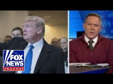 Gutfeld: Trump crashes Davos and tells them what's what