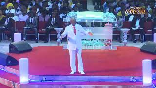 Bishop David Oyedepo @Miracle Jobs Banquet,  October 22,  2017 [1st Service Word]