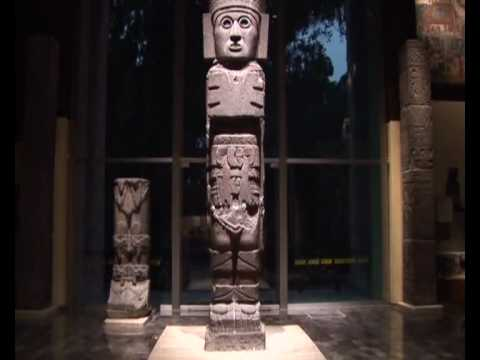 National Museum of Anthropology in Mexico City