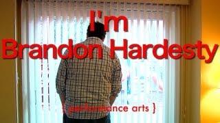I'm Brandon Hardesty : YouTube Star and Aspiring Actor.