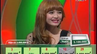 Gameshow Thử Tài Thách Trí - Việt Huê & Hải Băng