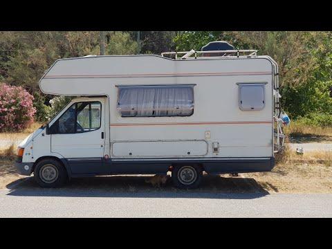 Vendo Camper Ford Transit Con Servosterzo Annuncio Originale Ma Il Mansardato Non è Più Disponibile