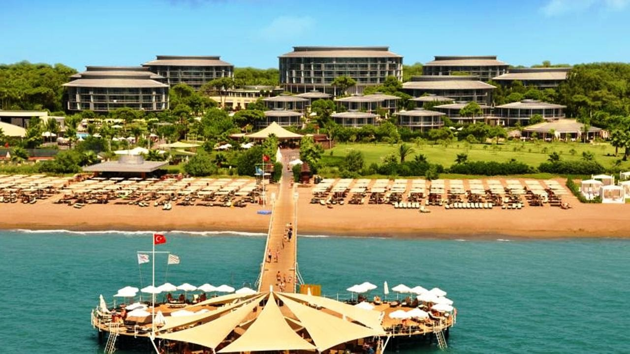 Calista Luxury Resort 5 (Turkey, Belek): photo. description of rooms, service, reviews of tourists 3