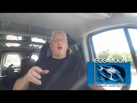 EOS MOON - South Carolina - USA - BP Candidate